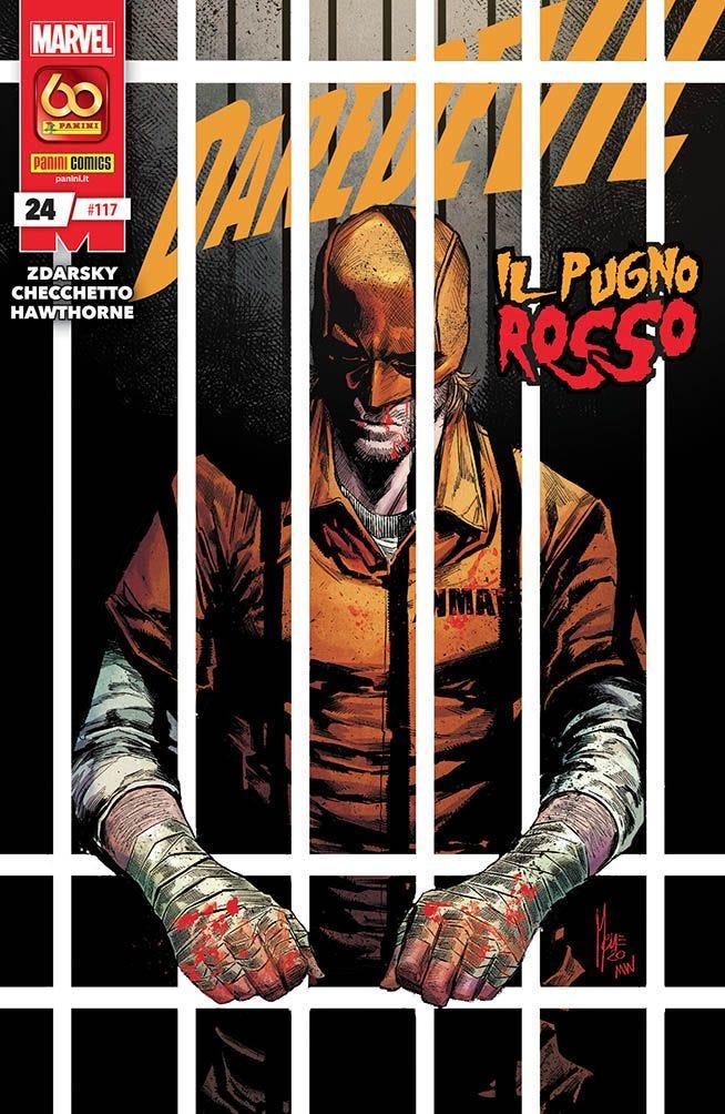 Daredevil 24 Prevendita magazines