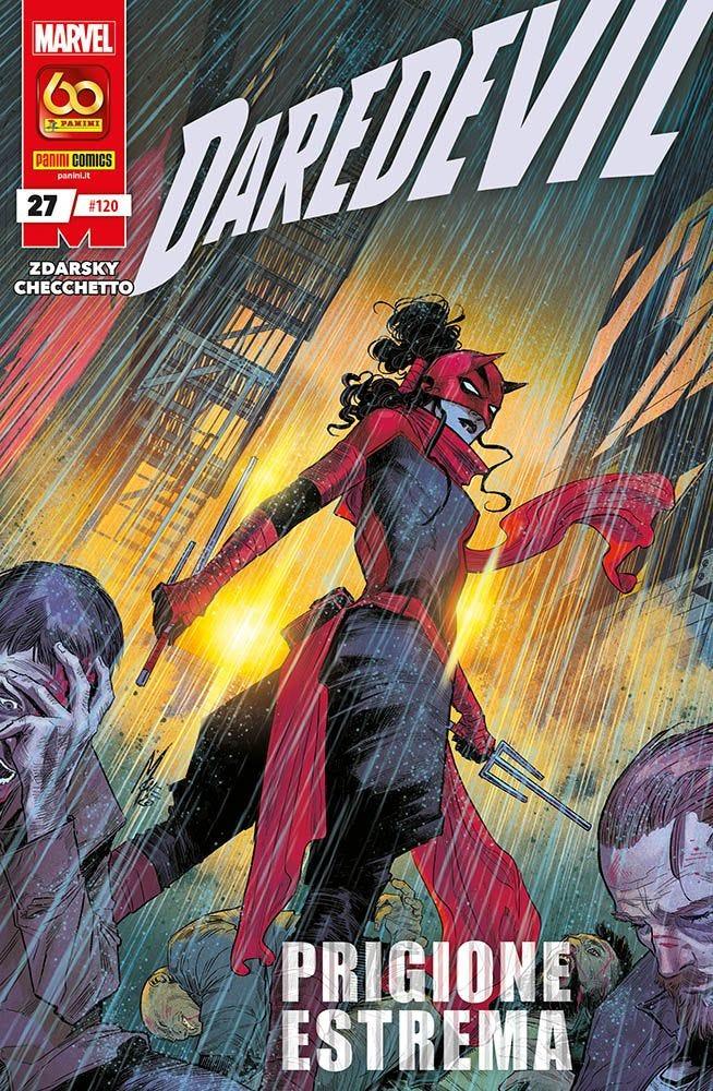 Daredevil 27 Daredevil magazines