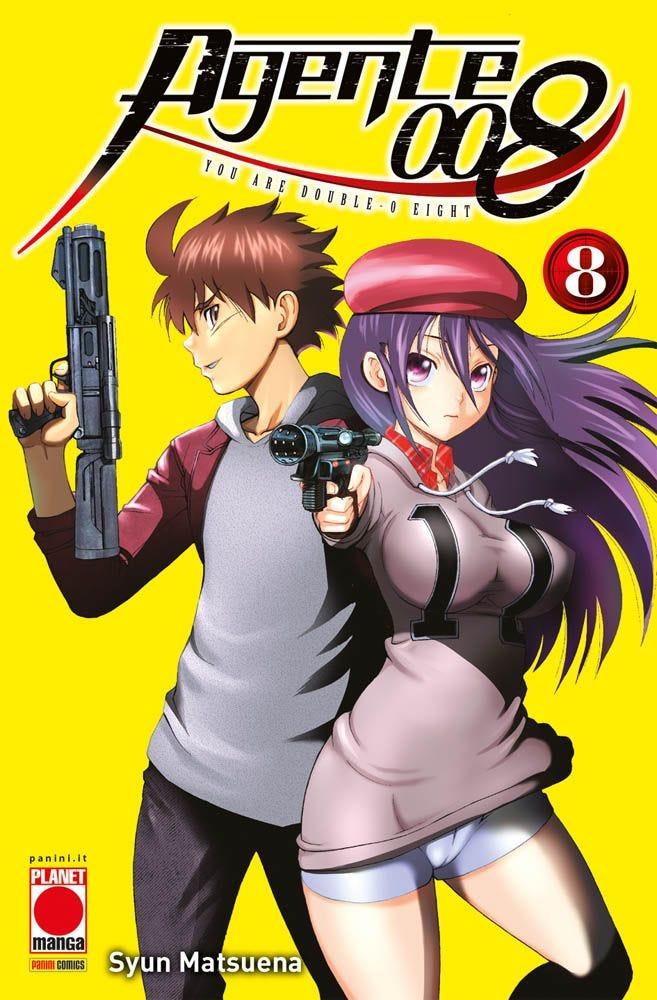 Agente 008 8 Azione magazines