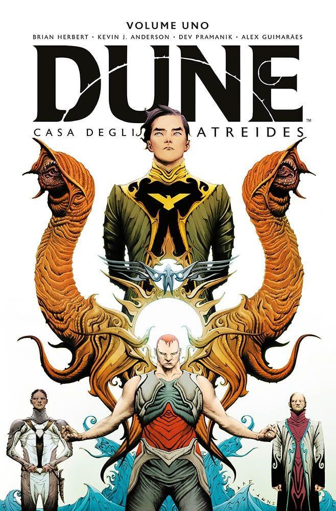 Dune – Casa degli Atreides 1 Cinema, Videogiochi e Serie Tv magazines
