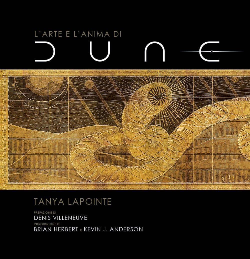 L'Arte e l'Anima di Dune Cinema, Videogiochi e Serie Tv books