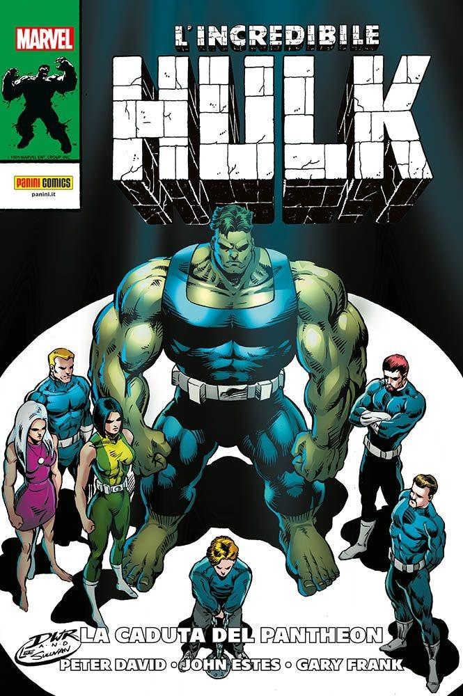 L'Incredibile Hulk Di Peter David 6 Raccolte in Volume magazines