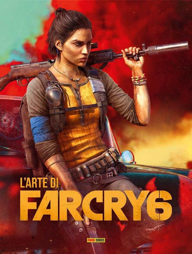 L'Arte di Far Cry 6 Cinema, Videogiochi e Serie Tv magazines