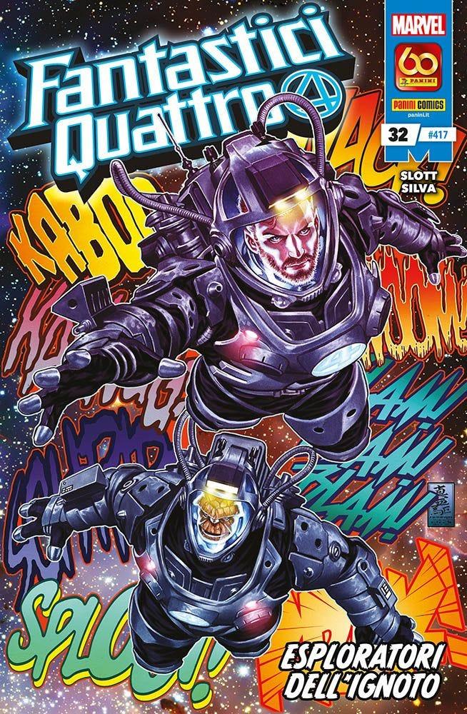 Fantastici Quattro 32 Fantastici Quattro magazines