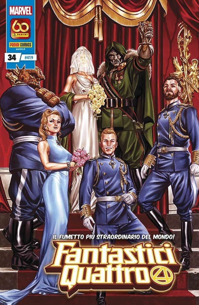 Fantastici Quattro 34 Fantastici Quattro magazines