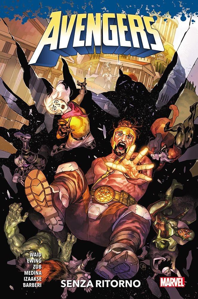 Avengers Senza Ritorno: Cala La Notte Avengers magazines