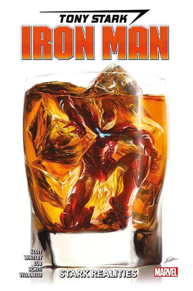 Tony Stark, Iron Man 2 Prevendita magazines