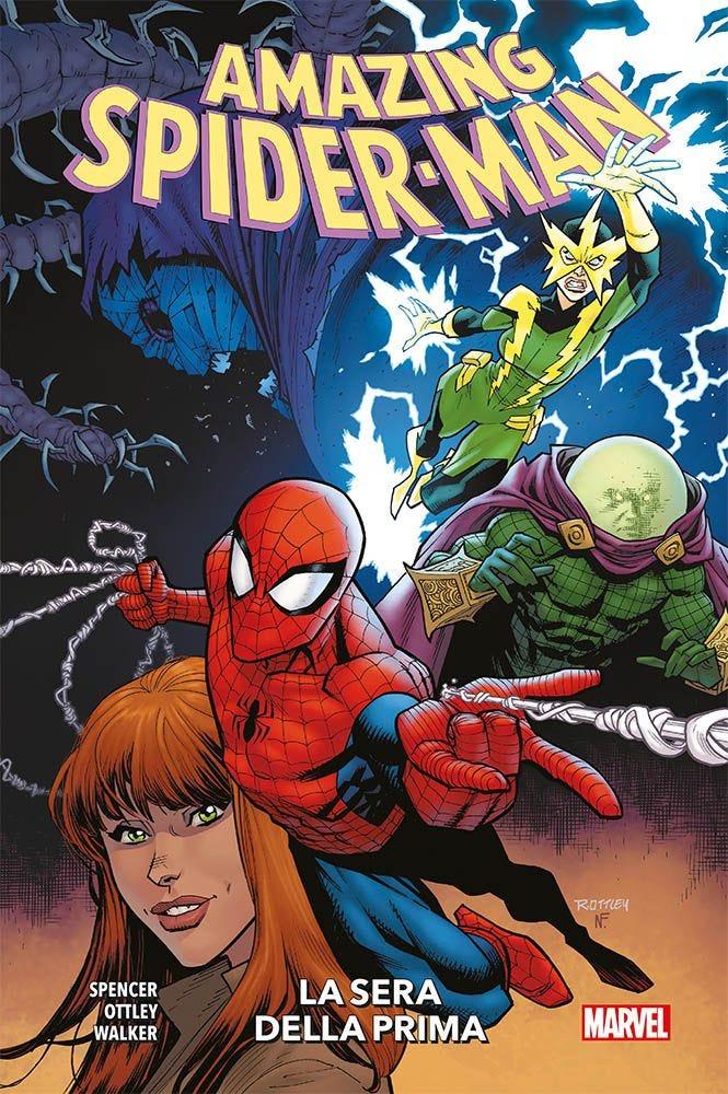 Amazing Spider-Man 5 Prevendita magazines