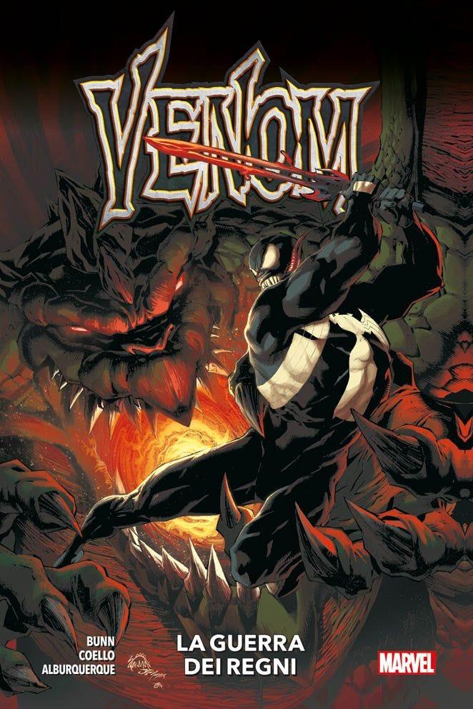 Venom 4 Prevendita magazines