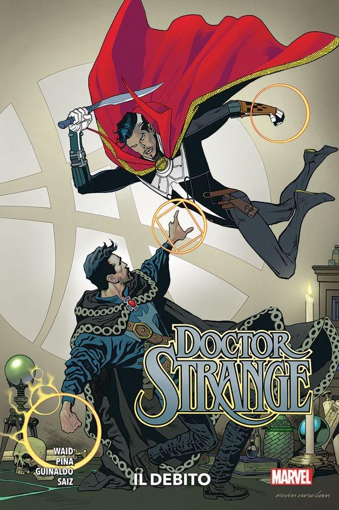 Doctor Strange Vol. 2: Il Debito Prevendita books
