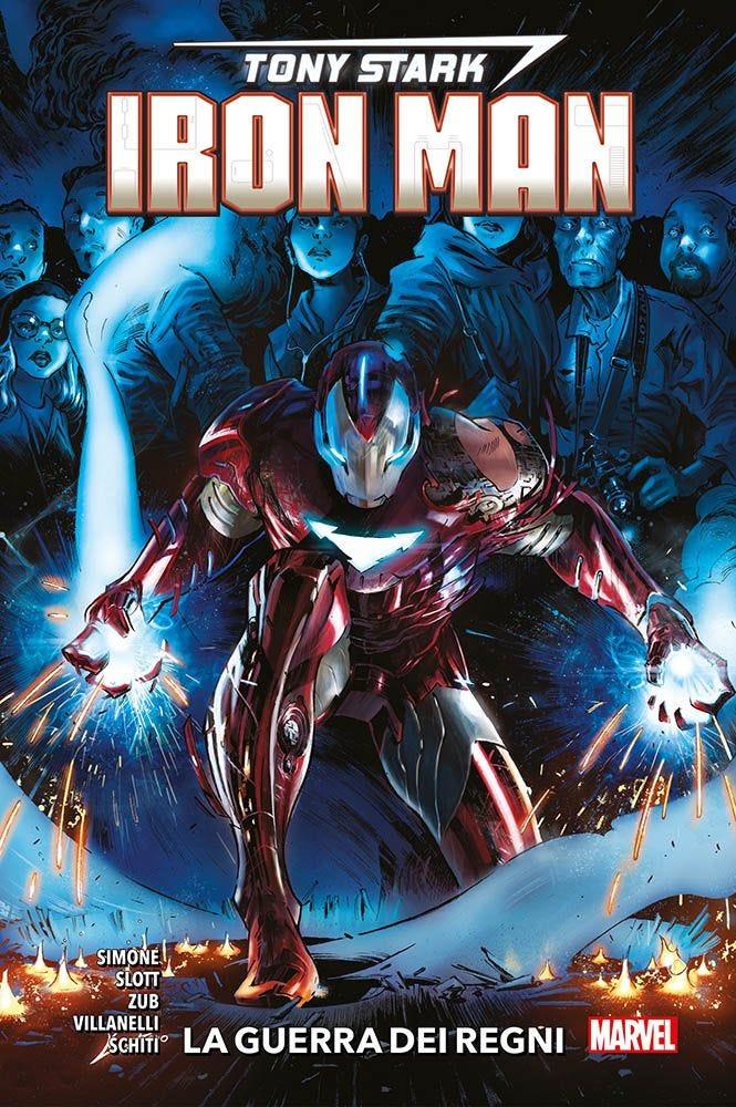 Tony Stark, Iron Man 3 Iron Man magazines