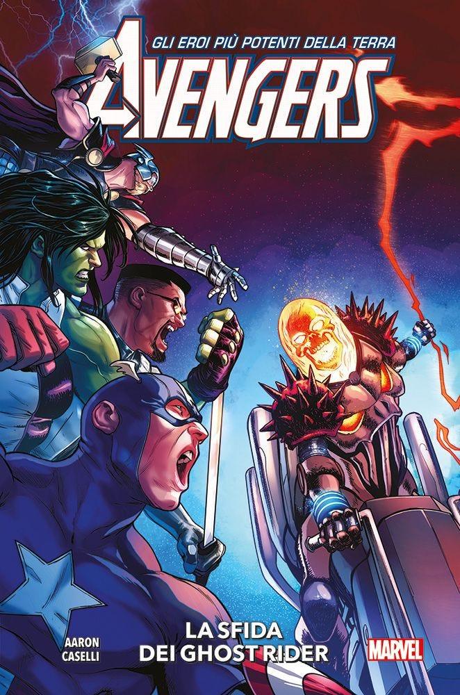 Avengers Vol.5: La Sfida dei Ghost Rider Prevendita books