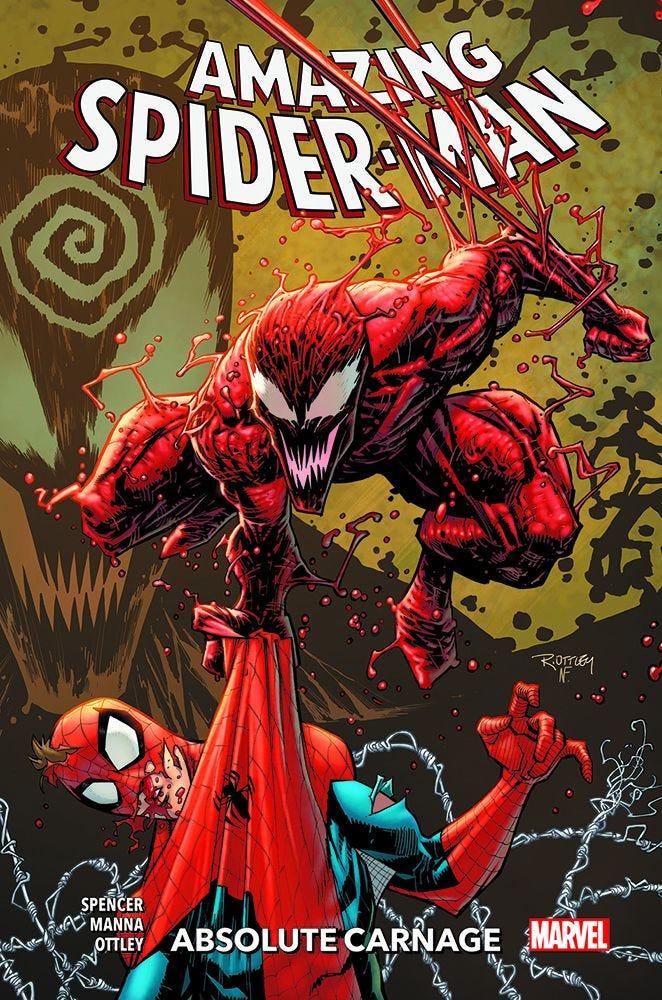 Amazing Spider-Man 6 Spider-Man magazines