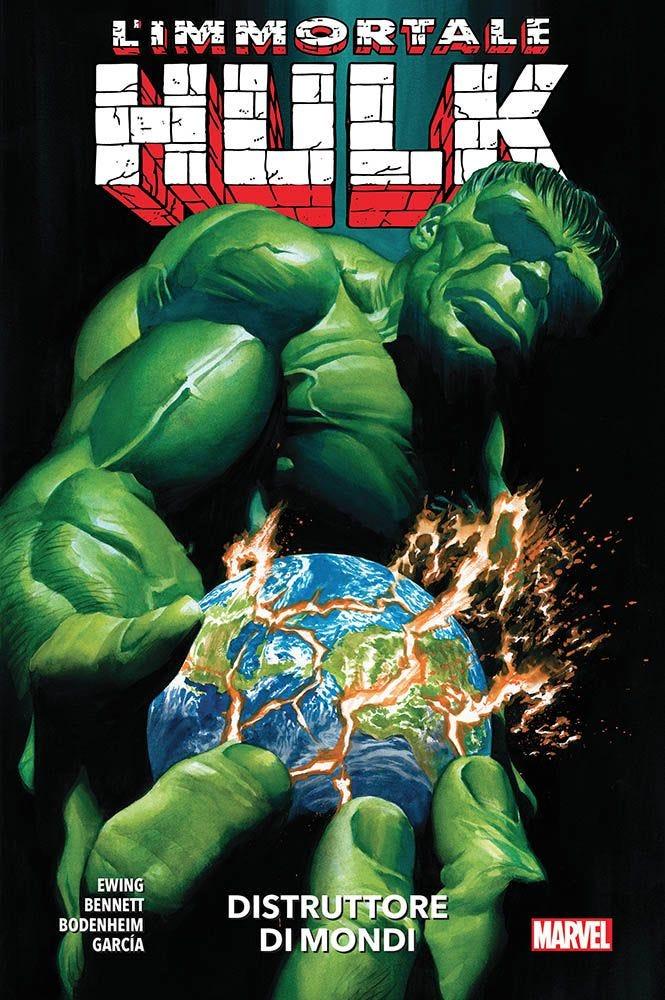 L'Immortale Hulk 5 Hulk magazines