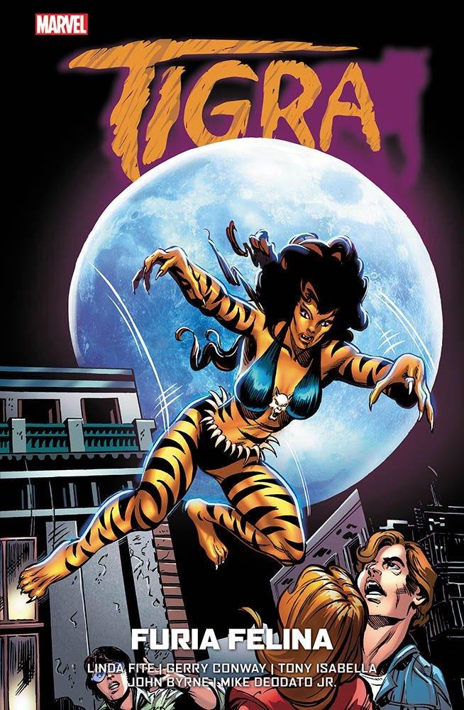 Tigra: Furia Felina Volumi Autoconclusivi magazines
