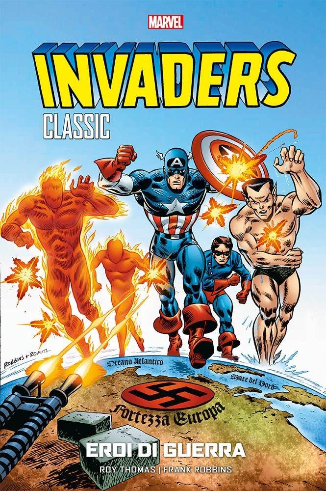 Invaders Classic 1 Prevendita magazines