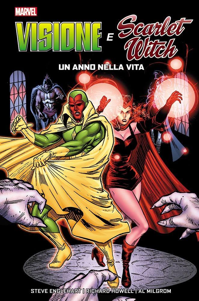 Visione e Scarlet: Un Anno nella Vita Volumi Autoconclusivi magazines