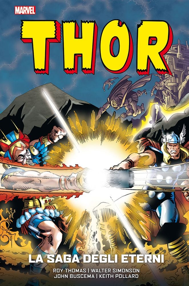 Thor: La Saga degli Eterni 1 Cinema, Videogiochi e Serie TV magazines