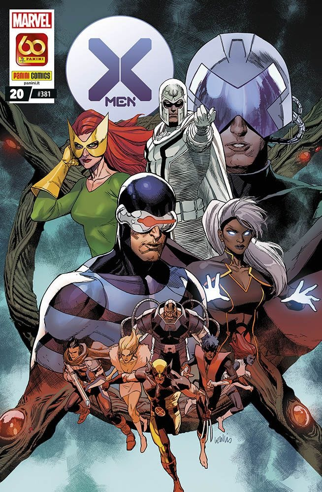 X-Men 20 20 X-Men magazines