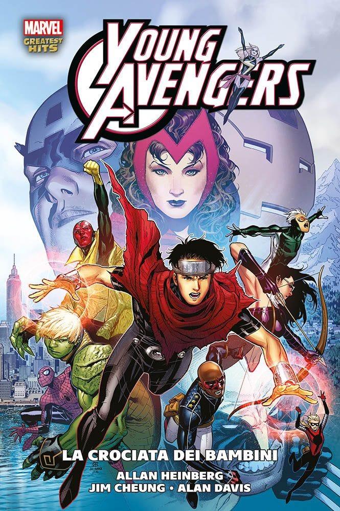 Young Avengers: La Crociata dei Bambini Prevendita magazines