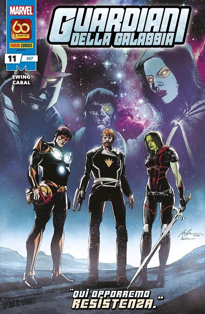 Guardiani della Galassia 11 Guardiani della Galassia magazines