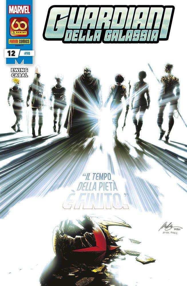 Guardiani della Galassia 12 Guardiani della Galassia magazines