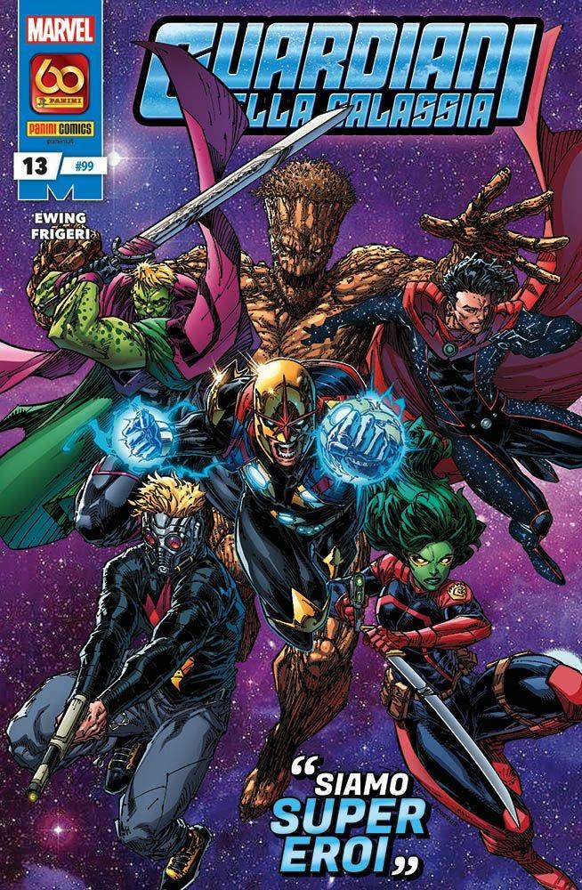 Guardiani della Galassia 13 Guardiani della Galassia magazines