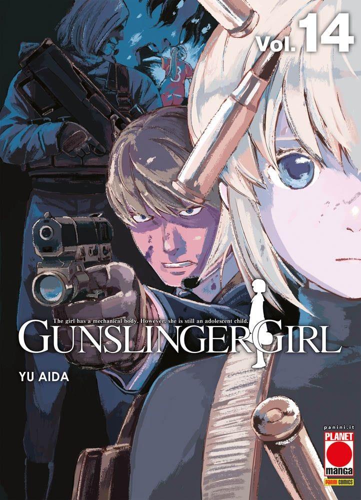 Gunslinger Girl 14 Da Cinema e Animazione books