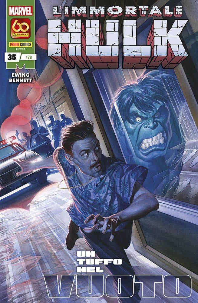 L'Immortale Hulk 35 Prevendita magazines