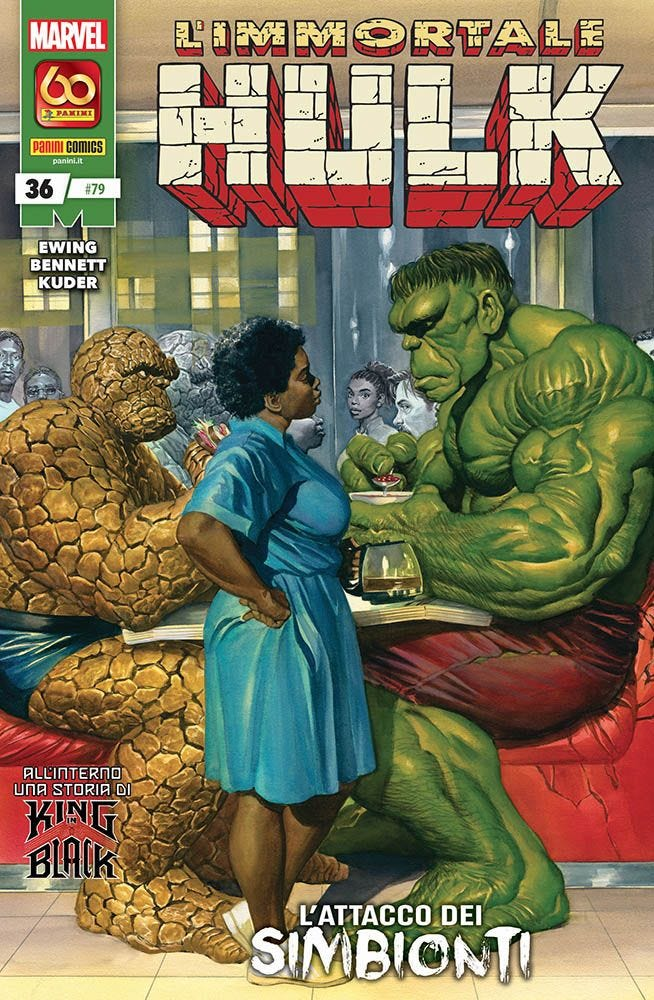 L'Immortale Hulk 36 Prevendita magazines