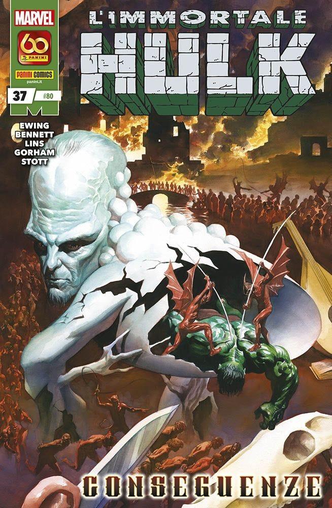 L'Immortale Hulk 37 Prevendita magazines