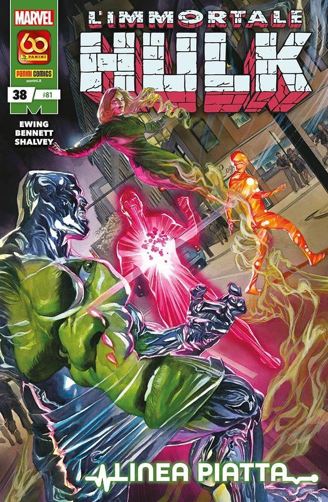 L'Immortale Hulk 38 Hulk books