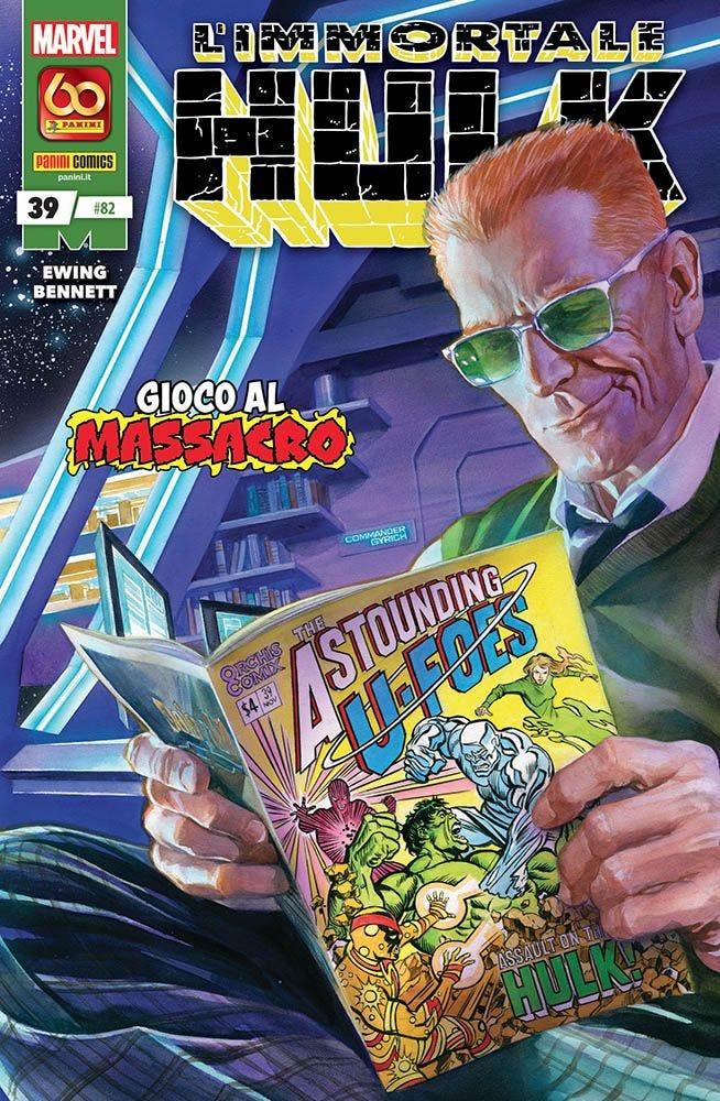 L'Immortale Hulk 39 Hulk magazines