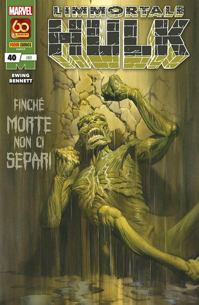 L'Immortale Hulk 40 Hulk magazines