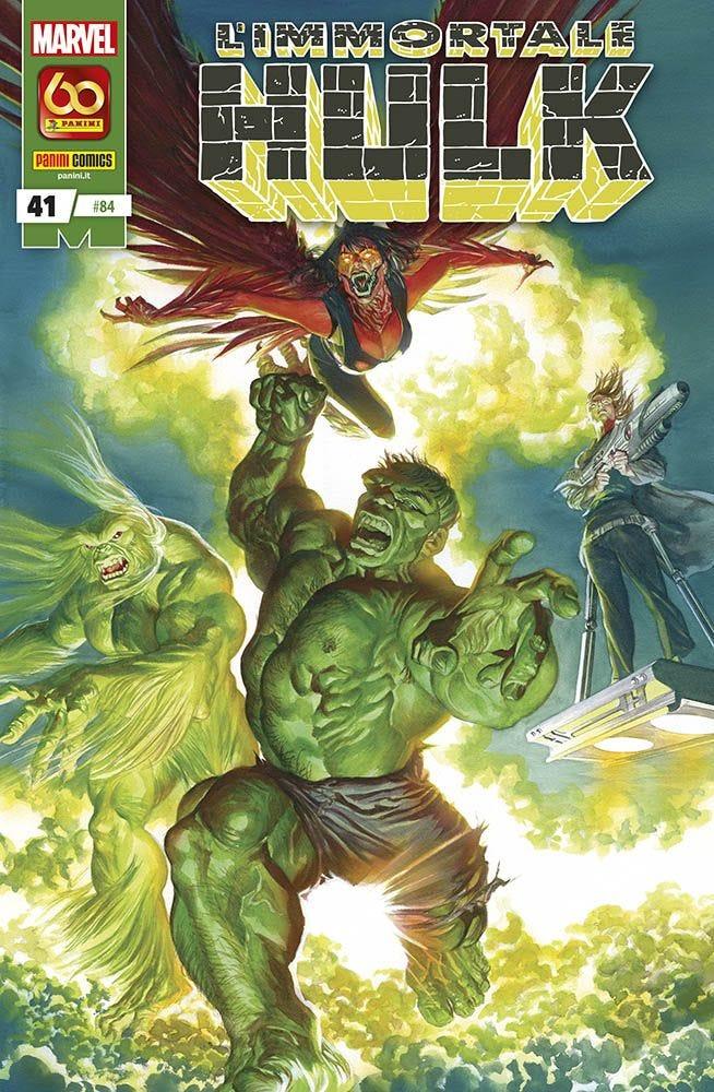 L'Immortale Hulk 41 Hulk magazines