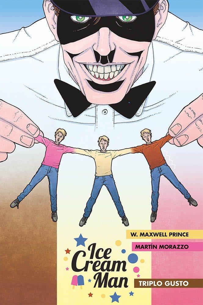 Ice Cream Man 2 Horror magazines