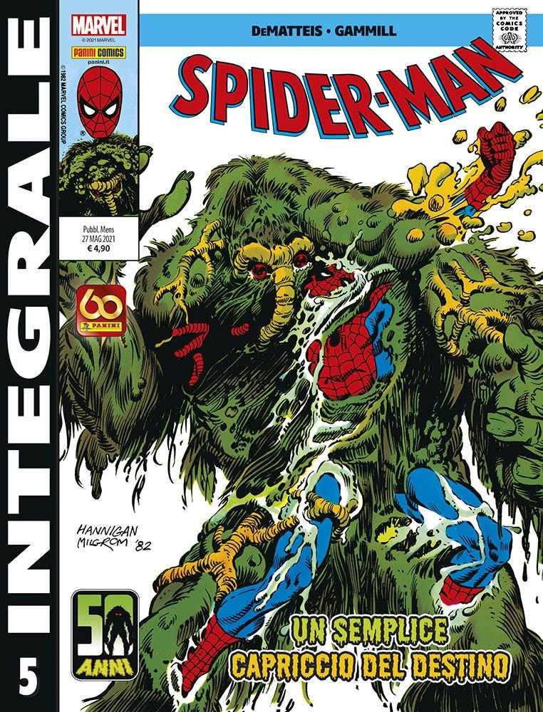 Marvel Integrale: Spider-Man di J.M. De Matteis 5 Spider-Man magazines