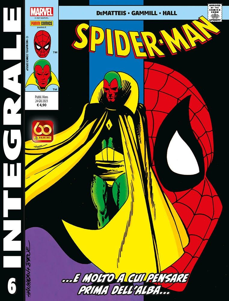 Marvel Iintegrale: Spieder-Man di J.M. DeMatteis 6 Prevendita magazines