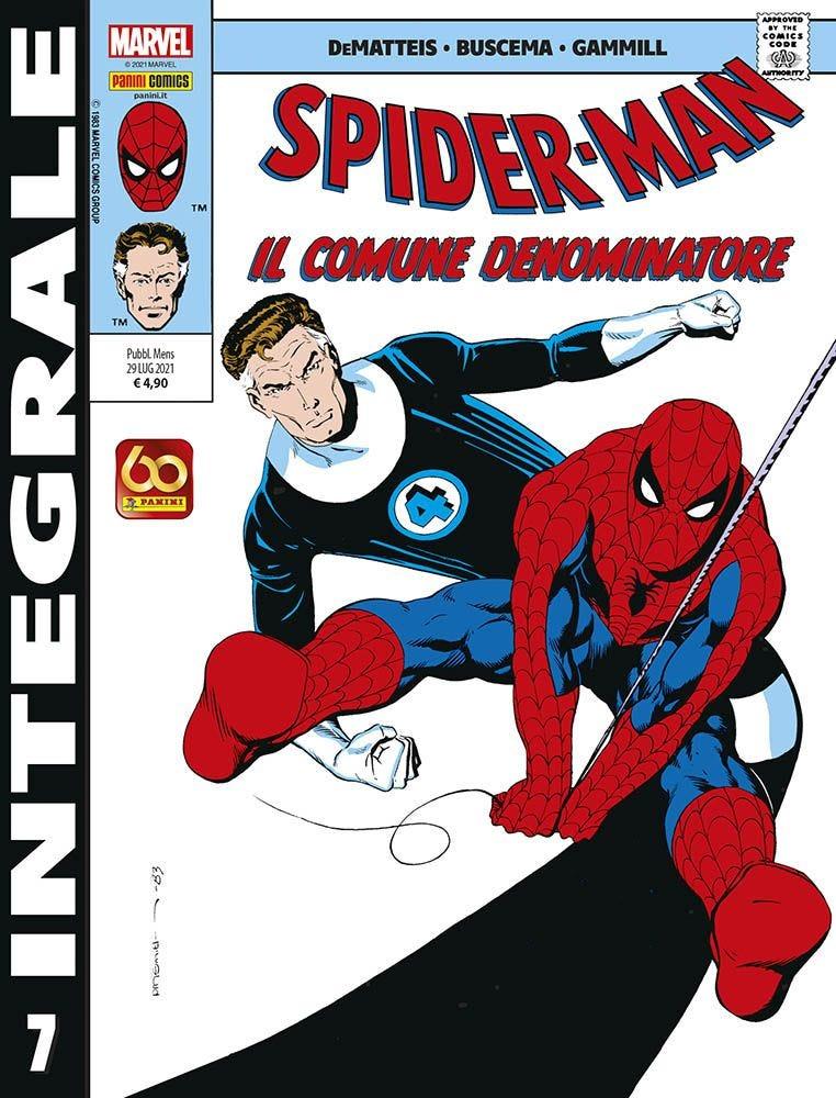 Spider-Man di J.M Dematteis 7 Spider-Man magazines