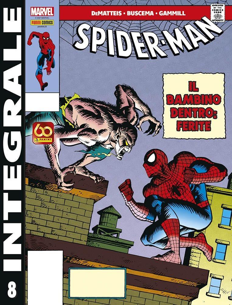 Marvel Integrale: Spider-Man di J.M. DeMatteis 8 Spider-Man magazines