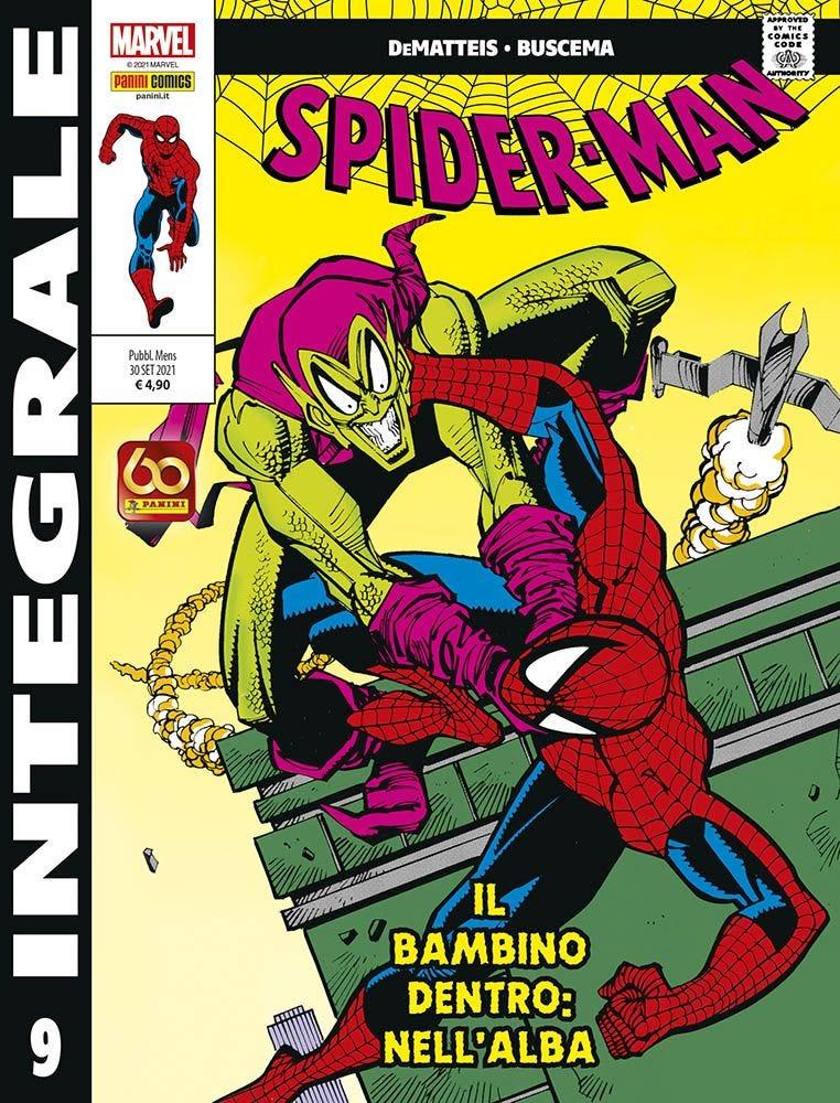Spider-Man di J.M Dematteis 9 Spider-Man magazines