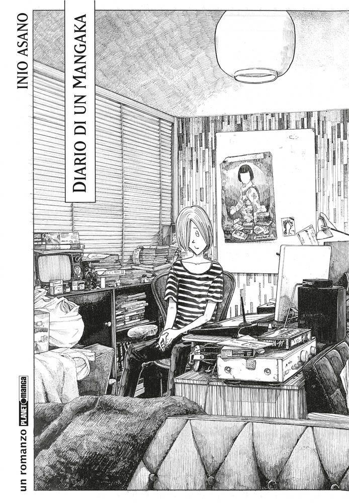 Inio Asano: Diario di un Mangaka Vita di Tutti i Giorni magazines