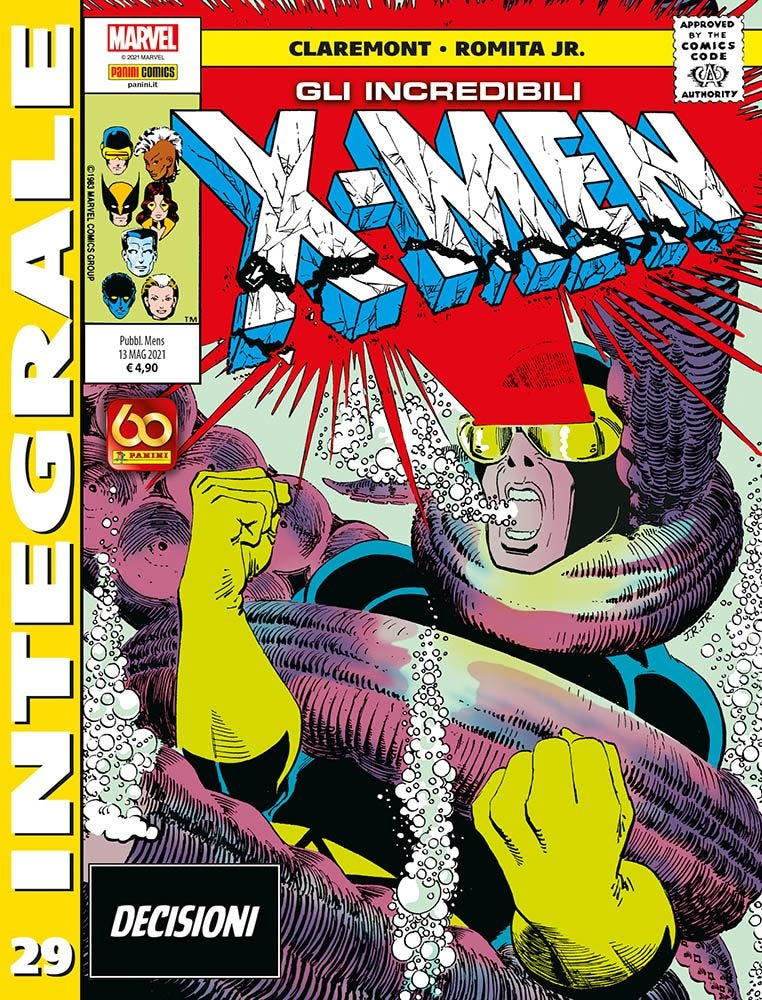 Marvel Integrale: Gli Incredibili X-Men 29 Prevendita magazines