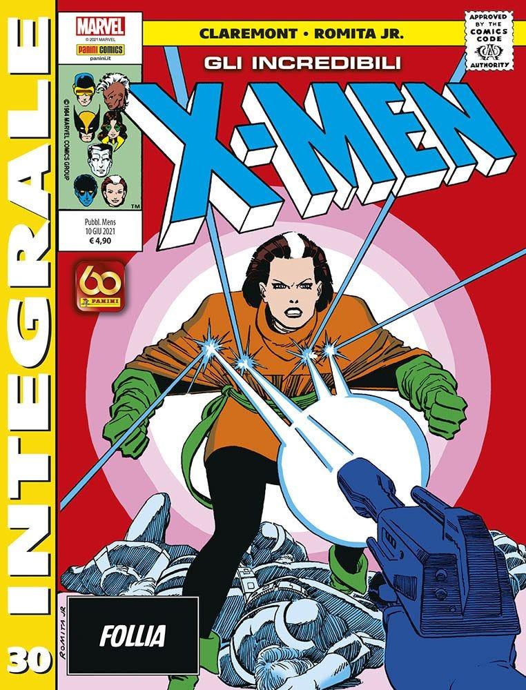Marvel Integrale: Gli Incredibili X-Men 30 Prevendita magazines