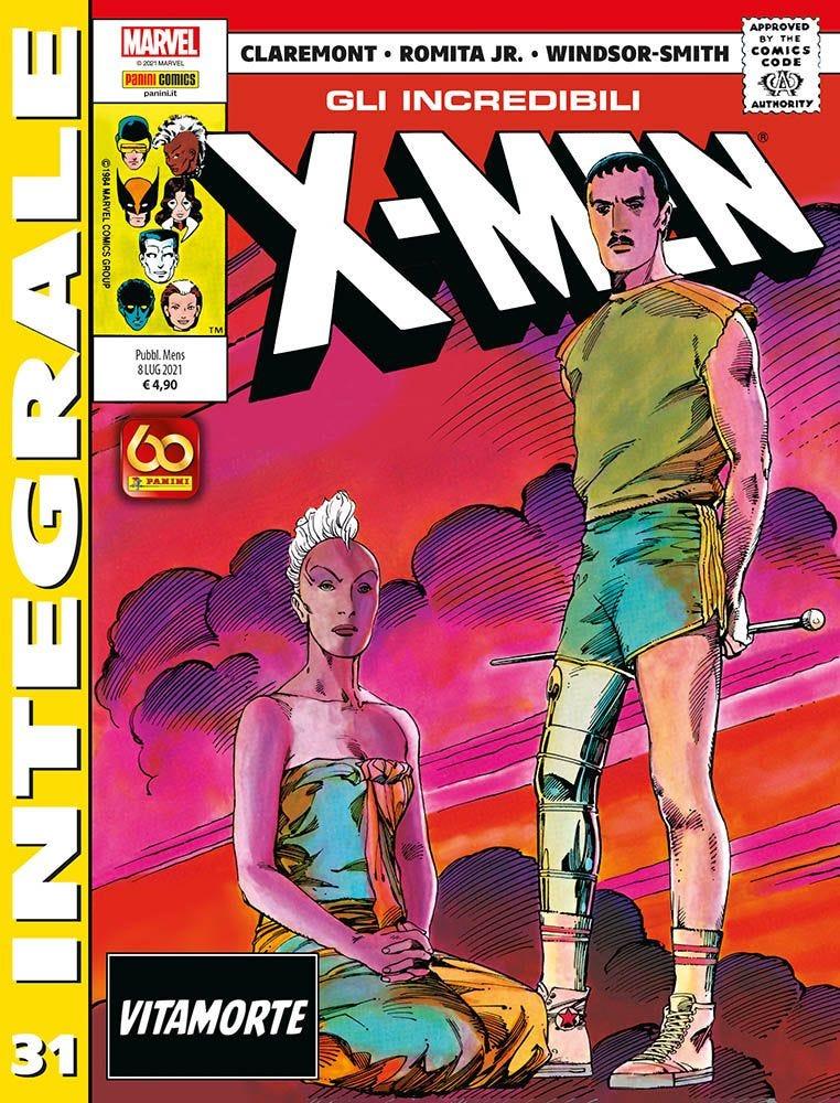 Gli Incredibili X-Men 31 X-Men magazines