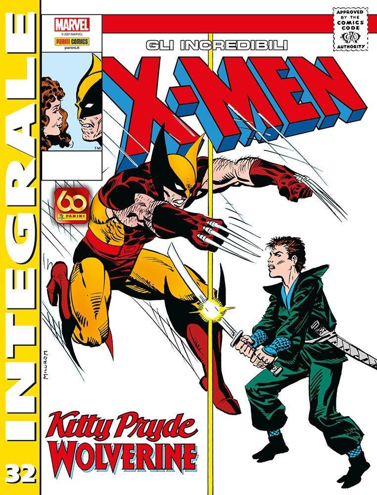Marvel Integrale: Gli Incredibili X-Men 32 X-Men magazines