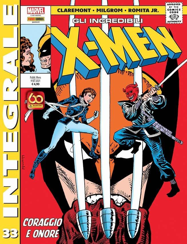 Gli Incredibili X-Men 33 X-Men magazines