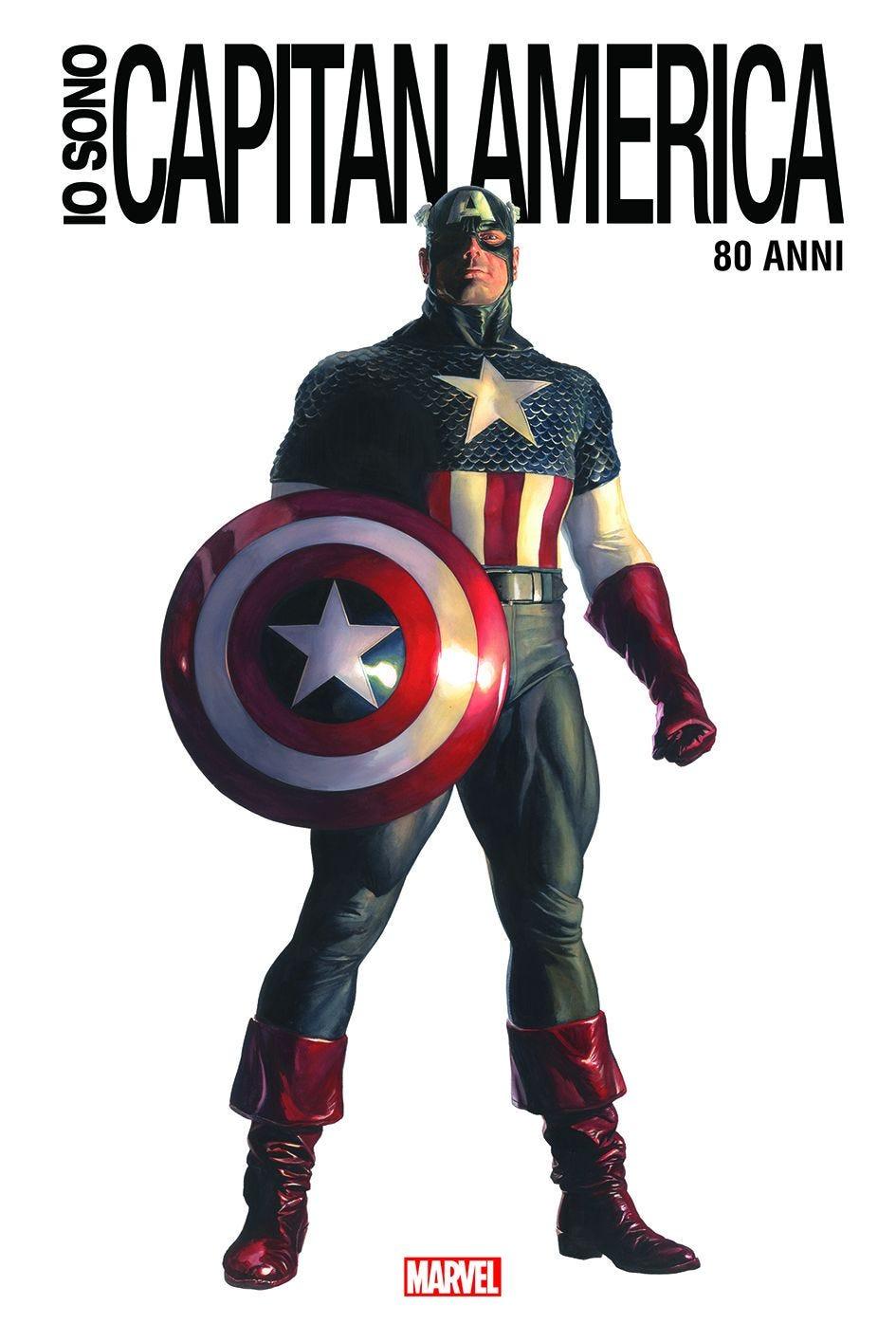 Io sono Capitan America – Anniversary Edition Cinema, Videogiochi e Serie TV magazines