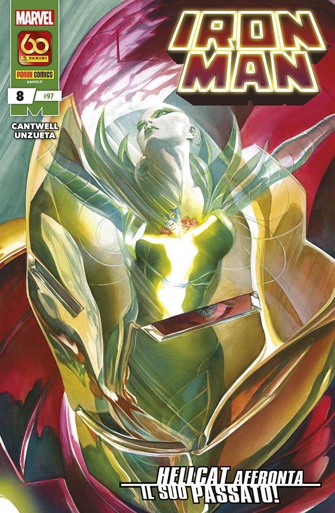Iron Man 8 Iron Man magazines