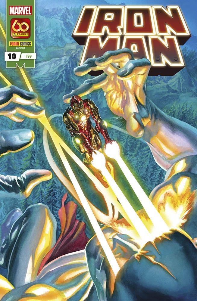 Iron Man 10 Iron Man magazines